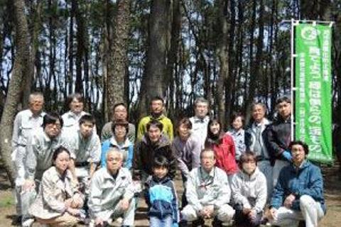 虹の松原 再生・保全活動