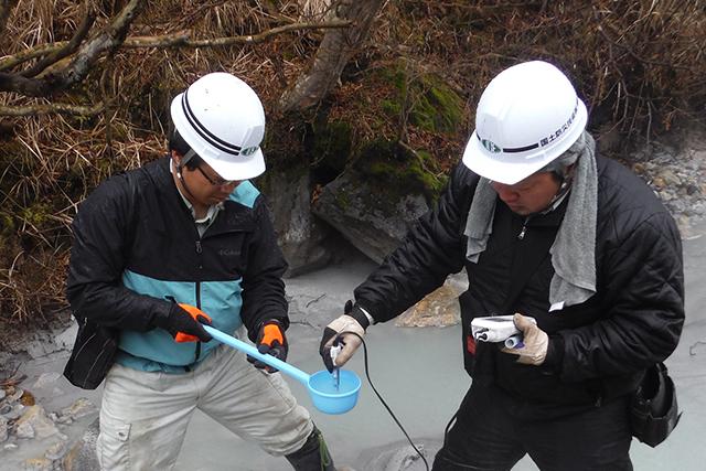 土壌・地下水調査