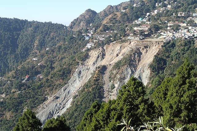 JICA インド国ウッタラカンド州山地災害対策プロジェクト
